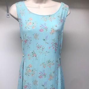Sleeveless summer dress by Eddie Bauer